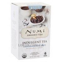 NUMI Organic Tea Chocolate Earl Grey - Чёрный чай