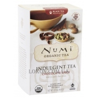NUMI Organic Tea Chocolate Spice - Чёрный чай
