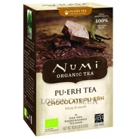 NUMI Organic Tea Chocolate Pu-erh - Чёрный чай