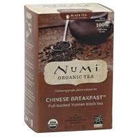 NUMI Organic Tea Chinese Breakfast - Чёрный чай