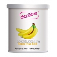 DEPILEVE Strip Banana Cream Rosin - Банановый воск