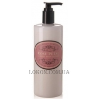NATURALLY EUROPEAN Body Lotion Rose Petal - Лосьон для тела