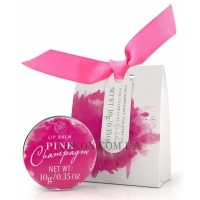 THE SOMERSET TOILETRY CO. Moisturising Lip Balms Pink Champagne - Бальзам для губ
