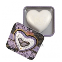 THE SOMERSET TOILETRY CO. Heart Shaped Soaps Lavender - Мыло