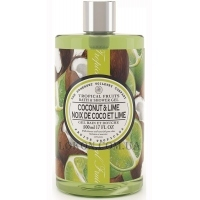 THE SOMERSET TOILETRY CO. Tropical Fruits Coconut & Lime Bath and Shower Gel - Гель для ванны и душа