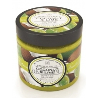 THE SOMERSET TOILETRY CO. Tropical Fruits Coconut & Lime Sugar Scrub - Скраб для тела