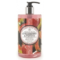 THE SOMERSET TOILETRY CO. Tropical Fruits Hand Wash Strawberry & Papaya - Жидкое мыло