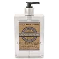 DELRAY BEACH Cocoa Butter Hand Wash - Жидкое мыло