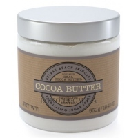 DELRAY BEACH Cocoa Butter Body Scrub - Скраб для тела