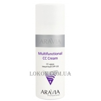ARAVIA Professional Multifunctional CC Cream SPF-20 - Защитный СС-крем SPF-20