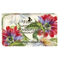 FLORINDA Vegetal Soap Passion Flower - Натуральное мыло