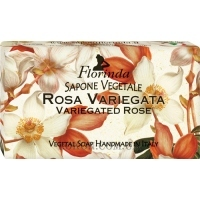FLORINDA Vegetal Soap Variegated Rose - Натуральное мыло