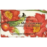 FLORINDA Vegetal Soap Pomegranate Blossom - Натуральное мыло