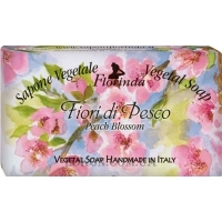 FLORINDA Vegetal Soap Peach Blossom - Натуральное мыло