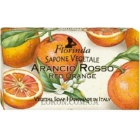 FLORINDA Vegetal Soap Red Orange - Натуральное мыло