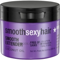 SEXY HAIR Smooth Extender - Разглаживающая маска