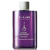 T-LAB Color Recharge Shampoo Lavende - Тонирующий шампунь