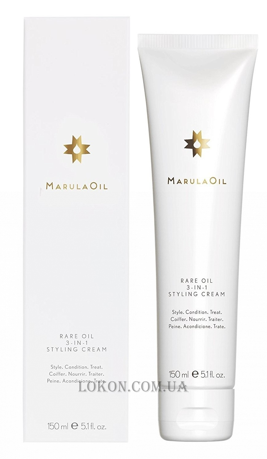 PAUL MITCHELL Marula Oil 3-in-1 Styling Cream - Стайлинговый крем  3 в 1