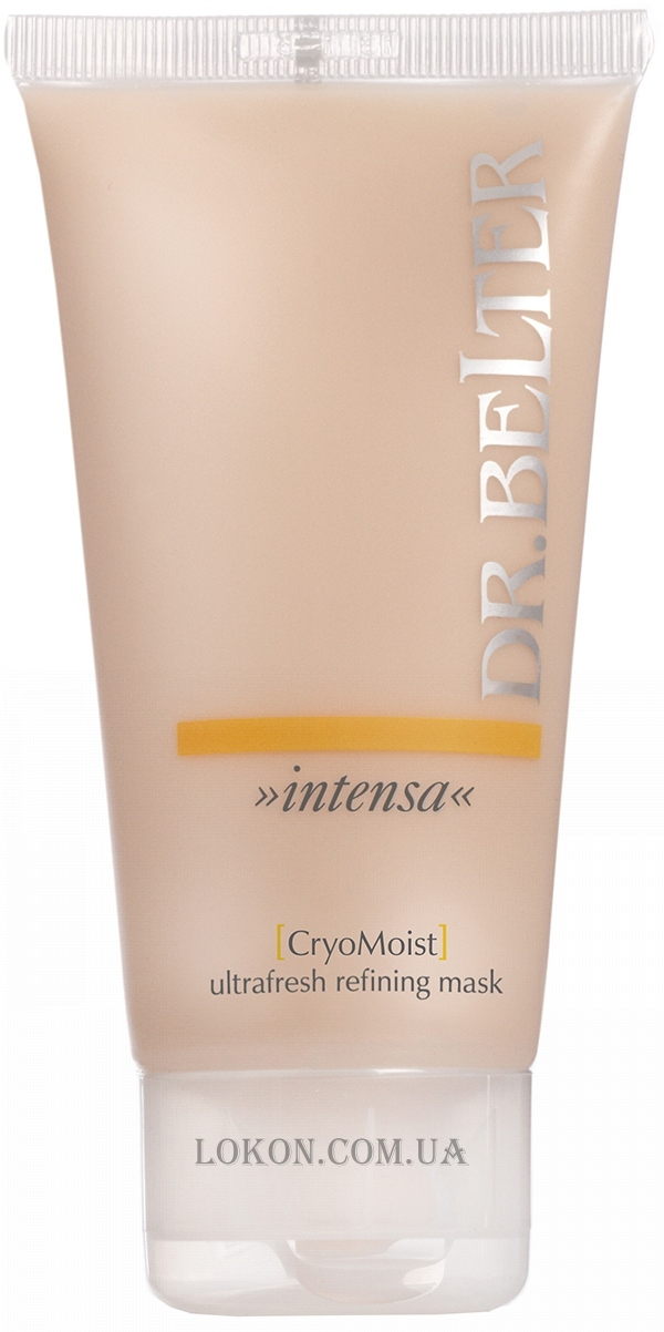 DR.BELTER Intensa Cryomoist Ultrafresh Refining Mask - Освежающая маска