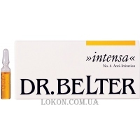 DR. BELTER Intensa Ampoule №6 Anti-Irritation - Концентрат № 6