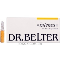 DR. BELTER Intensa Ampoule №13 Lifting-Essence - Концентрат №13