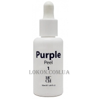 MCCM Purple Peel 1 - Пилинг ТСА 10% + ретиноевая кислота 10%