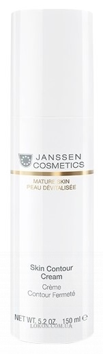 JANSSEN Mature Skin Contour Cream - Крем для контура лица
