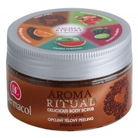 DERMACOL Aroma Ritual Refreshing Body Scrub Irish Coffee - Скраб для тела