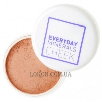 EVERYDAY MINERALS Blush - Румяна