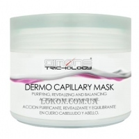 SIMONE TRICHOLOGY Dermo Capillary Mask Treatment - Маска-пилинг