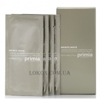 PRIMIA Infinite White Brightening Mask - Осветляющая маска