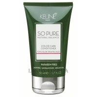 KEUNE So Pure Color Care Conditioner - Кондиционер