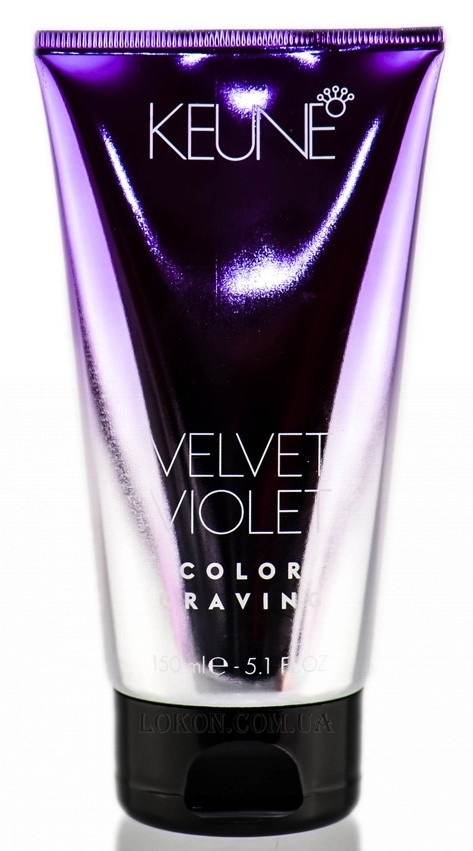 KEUNE Color Craving Velvet Violet - Прямой краситель