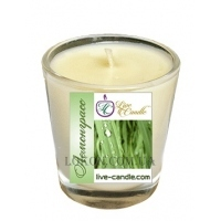 LIVE CANDLE Massage Candle Lemongrass - Массажная свеча
