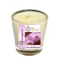 LIVE CANDLE Massage Candle Orchid - Массажная свеча