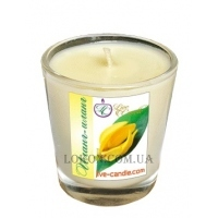 LIVE CANDLE Massage Candle Ylang-Ylang - Массажная свеча