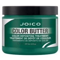 JOICO Color Butter Green - Тонирующая маска