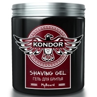 KONDOR Shaving Gel - Гель для бритья
