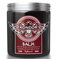 KONDOR Balm for the Beard and Moustache - Бальзам для бороды и усов