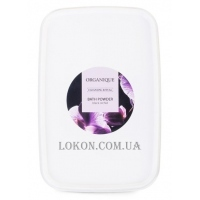 ORGANIQUE Bath Powder Black Orchid - Пудра для ванн