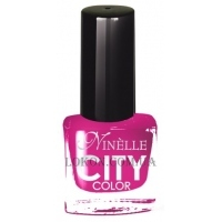 NINELLE City Color - Лак для ногтей