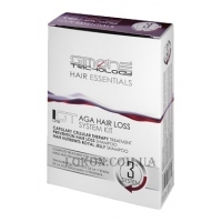 SIMONE TRICHOLOGY Aga Hair Loss System Kit - Комплект