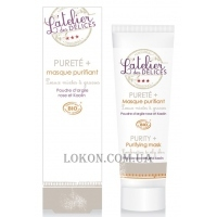 L'ATELIER des DELICES Purity+ Purifying Mask - Очищающая маска для лица