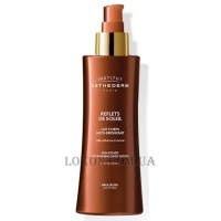 INSTITUT ESTHEDERM Sun Sheen Self-tanning Cream - Лосьон-автозагар для тела
