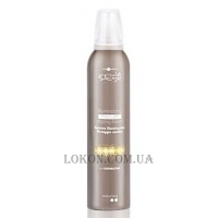 HAIR COMPANY Inimitable Style Illuminating Medium Styling Foam - Мусс для блеска средней фиксации