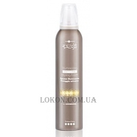 HAIR COMPANY Inimitable Style Illuminating Extreme Styling Foam - Мусс для блеска сильной фиксации