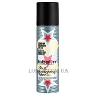 LABEL.M Highlighting Toner Blue - Тонирующий спрей-блеск