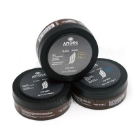 ANGEL Professional Black Angel Matte Clay Strong Hold - Матовая глина сильной фиксации