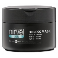 NIRVEL Xpress Mask - Экспресс-маска для восстановления повреждённых волос