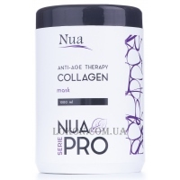 NUA PRO Anti-Age Therapy Collagen Mask - Антивозрастная маска с коллагеном